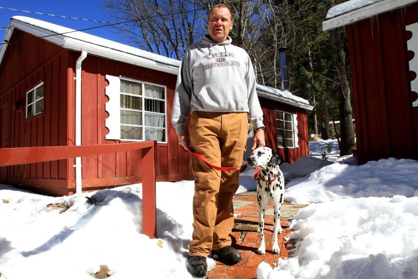 Ranger sues, demands $1-million Dorner reward