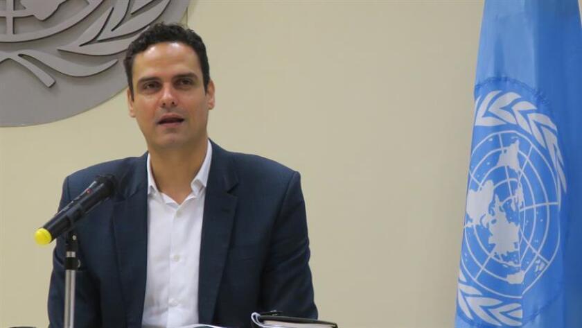 """La Comisión Interamericana de Derechos Humanos (CIDH) prepara para principios de 2018 un informe exhaustivo sobre la situación en Venezuela, que considera de """"doble extrema preocupación"""", y ha vuelto a pedir oficialmente al Gobierno que le permita visitar el país. EFE/ARCHIVO"""
