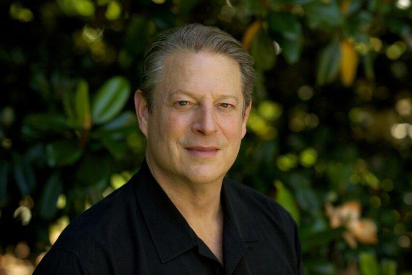 Al Gore. Courtesy