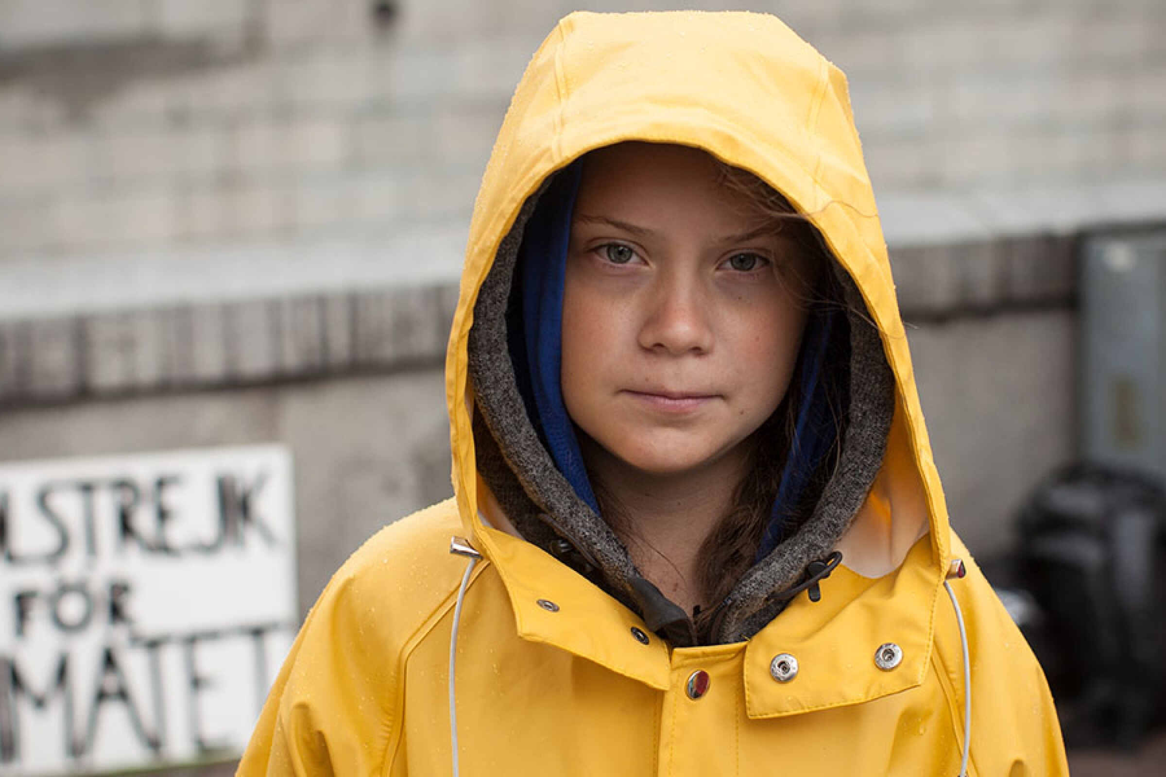 """Greta Thunberg in """"I Am Greta,"""" one of several films by or about women that stood out from the pack."""