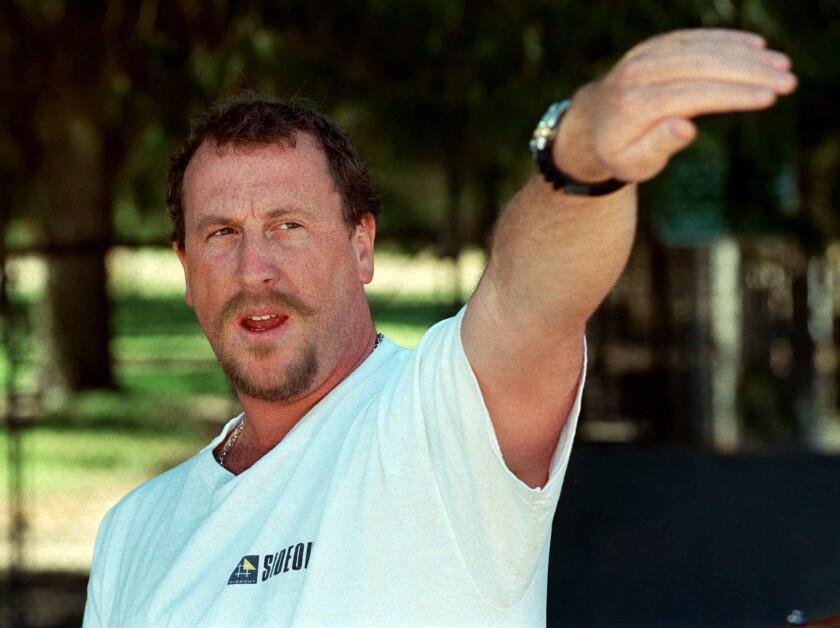 En esta fotografía de archivo del 26 de abril de 1997, George Holliday