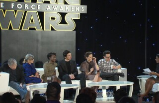 'Star Wars: The Force Awakens' video 2