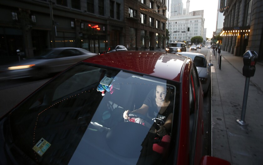 A new bill could legalize paid carpooling in California.