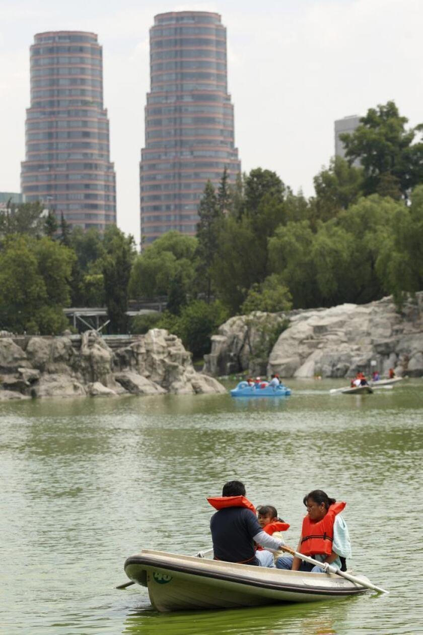El mexicano Bosque de Chapultepec gana premio a mejor parque urbano del mundo