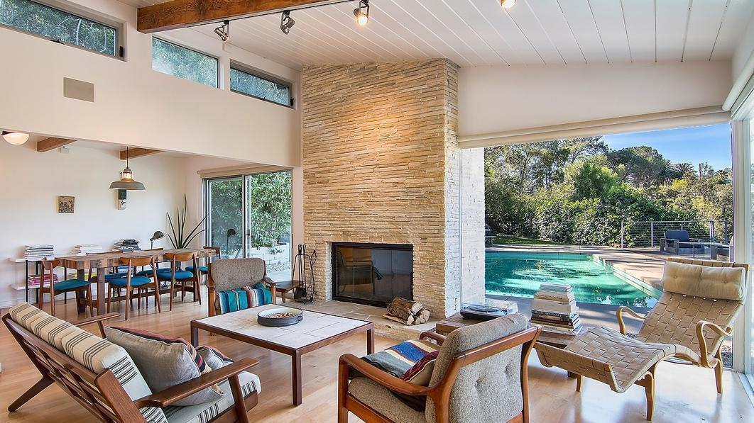 Ellen Page's Nichols Canyon home | Hot Property