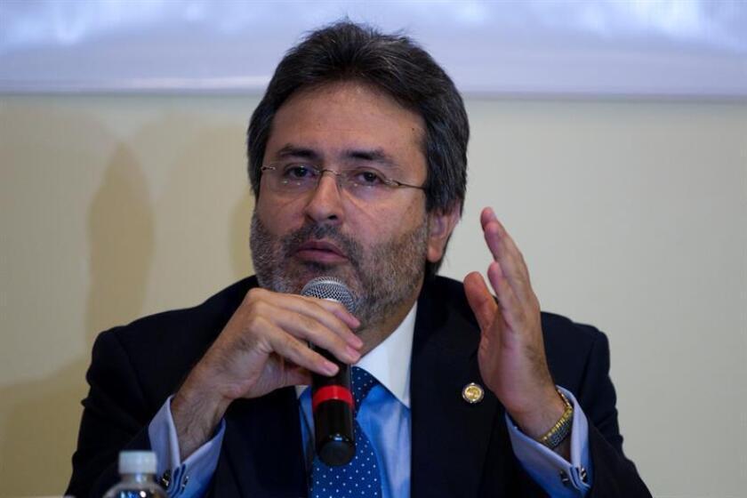 La misión anticorrupción de la OEA (MACCIH) en Honduras presentó hoy las reformas legales y el avance en el escándalo del Instituto Hondureño de Seguridad Social como los principales logros de sus primeros seis meses de trabajo. EFE/ARCHIVO