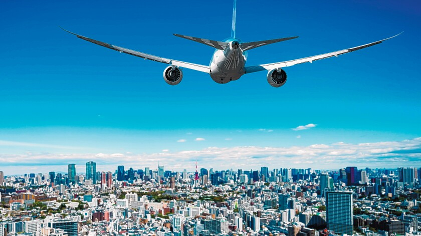 The World Health Organization 'strongly recommends' significantly reducing jet noise on impacted residential communities to reduce harm to health.