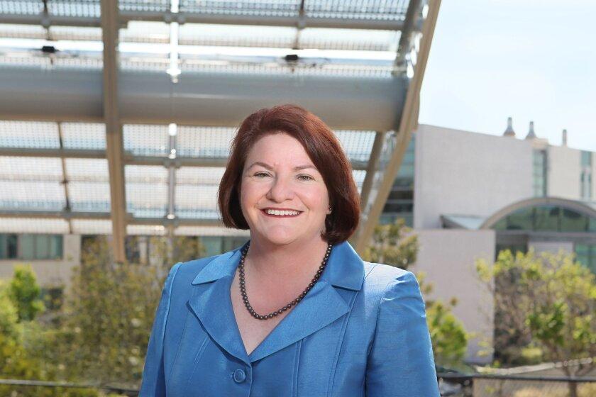 Speaker Toni Atkins