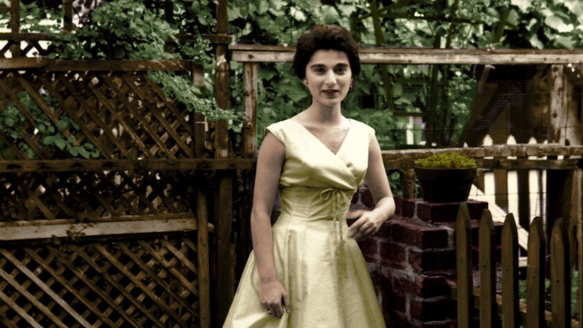 "Photo of Kitty Genovese from the documentary ""The Witness."""