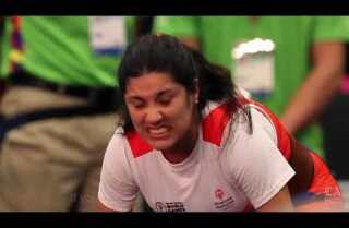 Power lifting | 2015 Special Olympics World Games