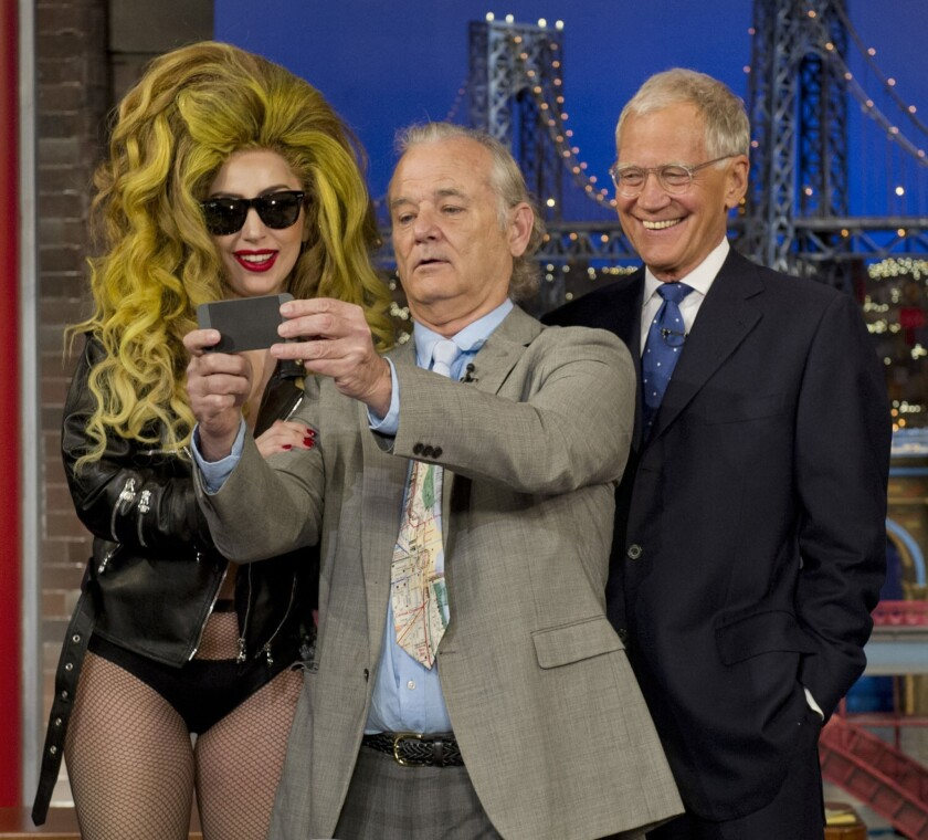 Letterman's retirement news really is no surprise - Los