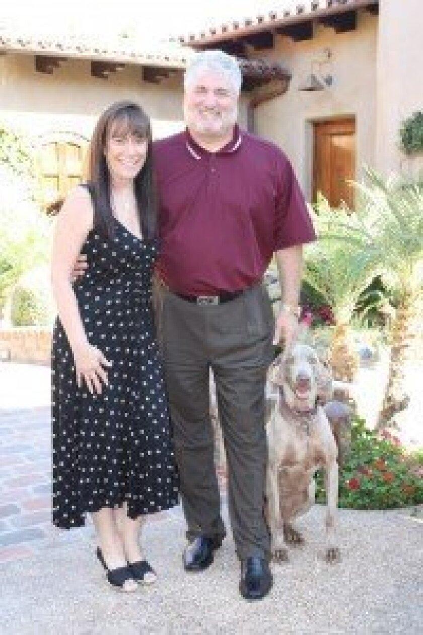 Brenda and Stewart Weissman