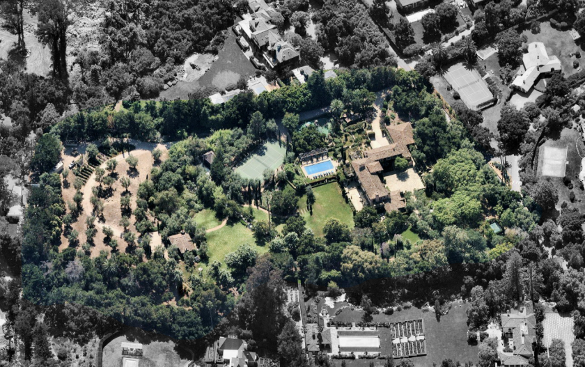 Did Meghan and Prince Harry buy a house in Montecito? - Los ...