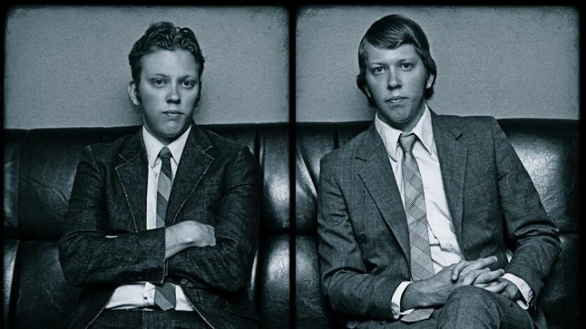The Mattson twins - Jared and Jonathan - found their musical niche happened to be in jazz. (KYLE DIORIO)
