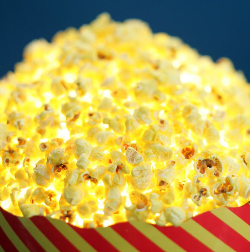 Ready-to-eat popcorn sales grew almost 12% in a 52-week period, while microwave popcorn sales rose less than 1%, according to Information Resources Inc.