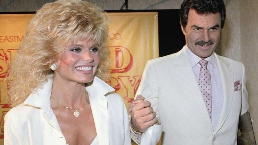 Burt Reynolds and Loni Anderson: The ugly divorce that just
