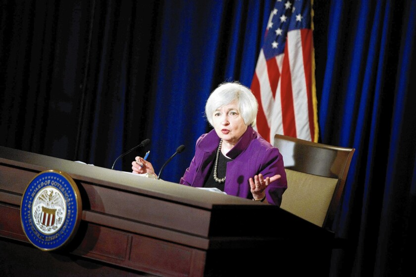 Fed economic outlook is downgraded