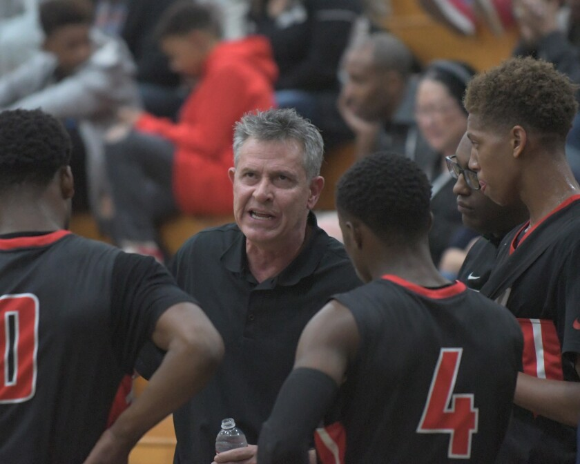 Etiwanda coach Dave Kleckner has his team with a 15-2 record and 2-0 in the Baseline League.