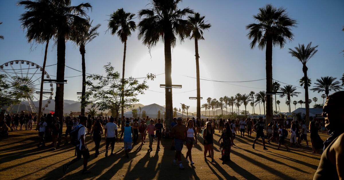 It's official: Coachella has been postponed until October