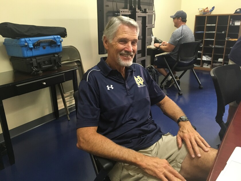 A 33-yard field goal as time expired gave Sherman Oaks Notre Dame a 37-35 win in the first game of the 40th season for coach Kevin Rooney.