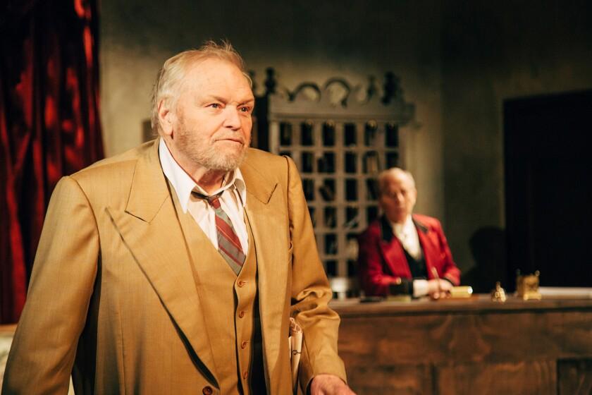Brian Dennehy Hughie Geffen Playhouse