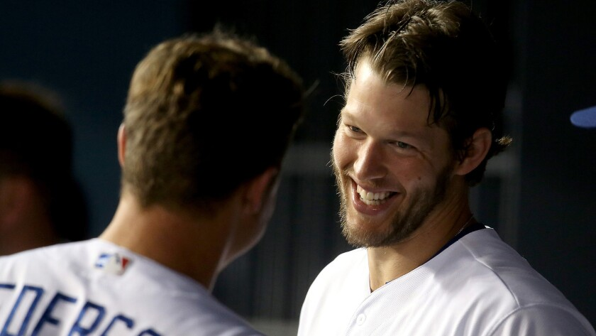 It appears Dodgers ace Clayton Kershaw will be back on the mound Friday.