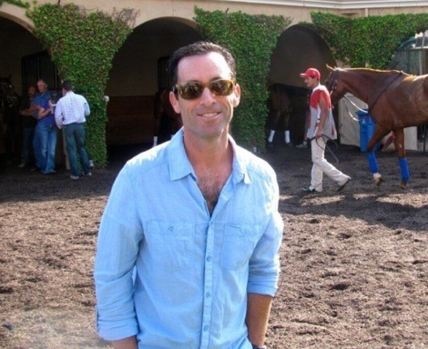 The event at the Del Mar Racetrack will honor thoroughbred industry veteran Jeffrey Bloom.