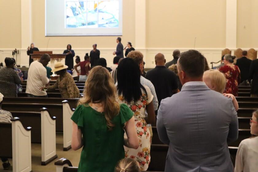 Life Tabernacle Church outside Baton Rouge