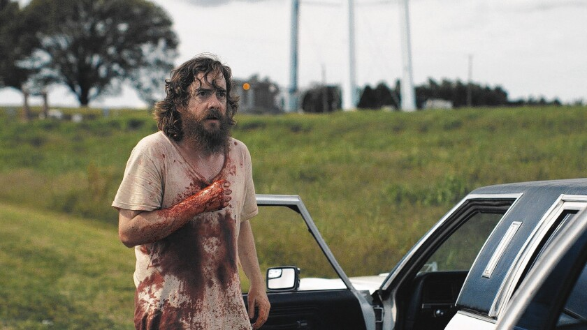 "Macon Blair in ""Blue Ruin."""