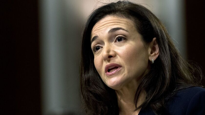 Facebook said its chief operating officer, Sheryl Sandberg, wanted to know if George Soros had a financial incentive to criticize her company.