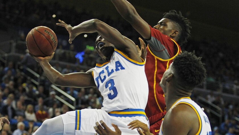 UCLA's basketball team is looking to put a stop to some porous play on defense