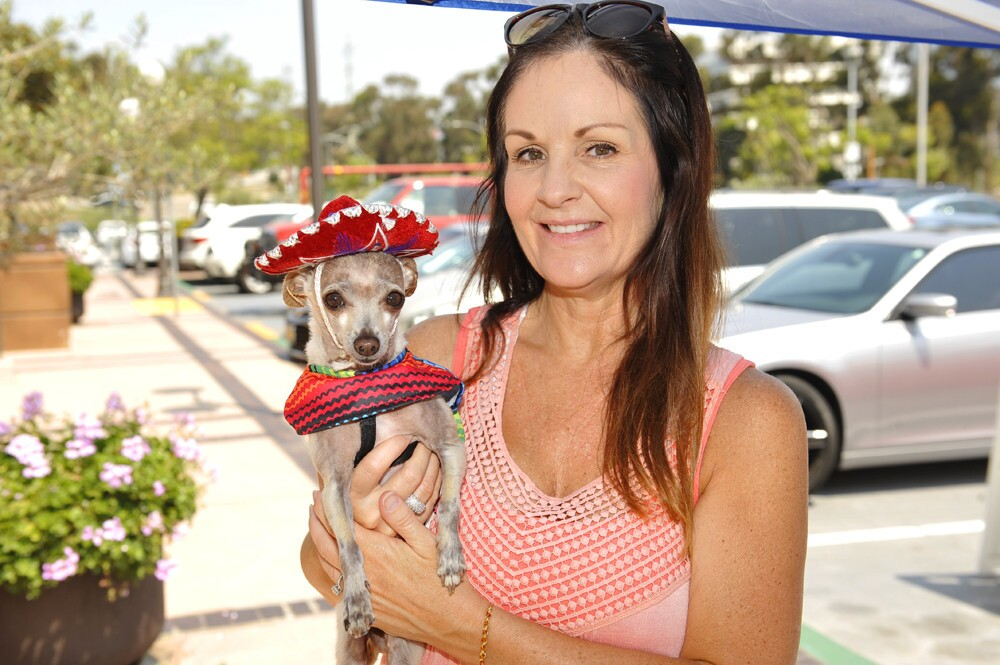 The fifth annual PAWmicon, presented by the Helen Woodward Animal Center, had pets decked out in super hero costumes to benefit orphan pets and programs at the center on Saturday, July 15, 2017. (Jared Gase)