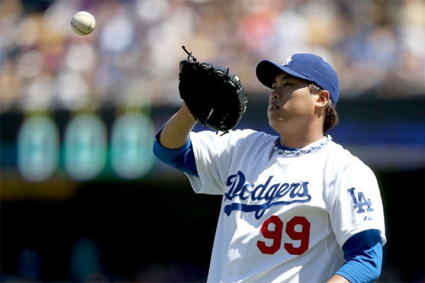 Daily Dodger in Review: The successful debut of Hyun-Jin Ryu