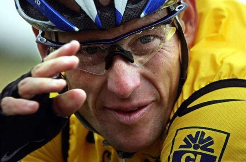 Would you want Lance Armstrong's life? [poll]