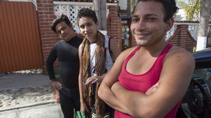 LGBT Caravan arrivals