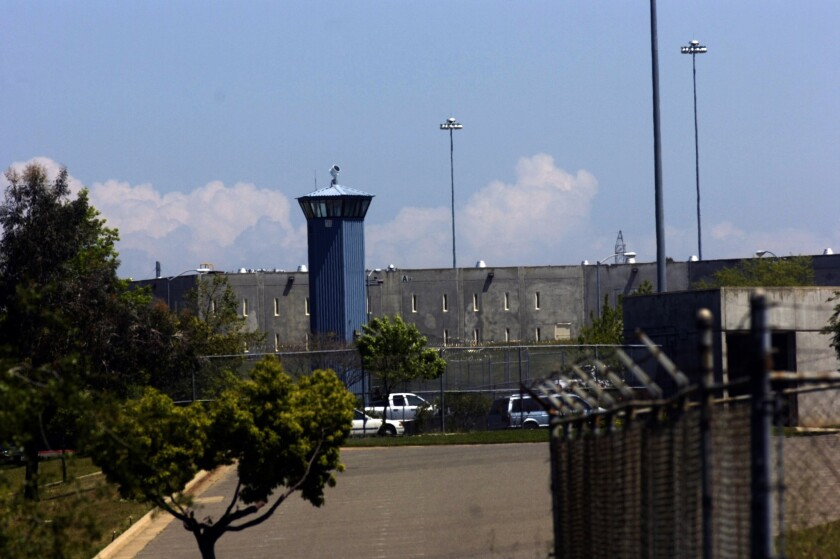 At Folsom State Prison, the number of COVID-19 cases has more than doubled over the past 14 days.