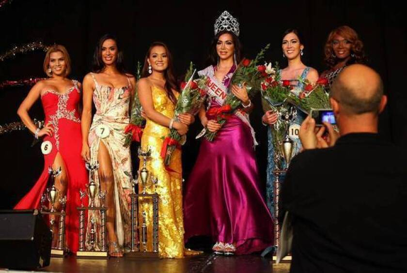 Feminism in an unlikely place — a transgender beauty pageant