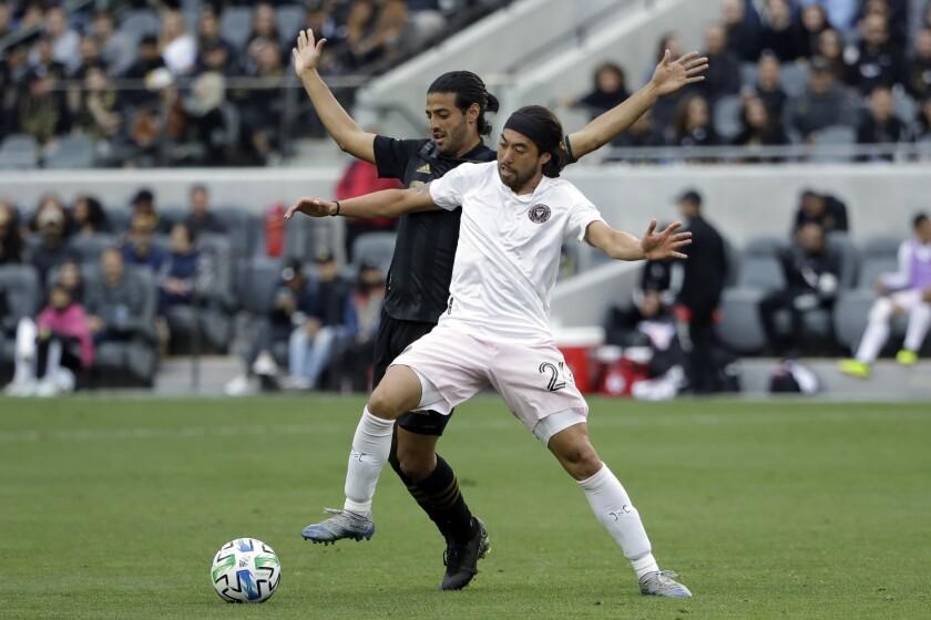 MLS Inter Miami CF LAFC Soccer