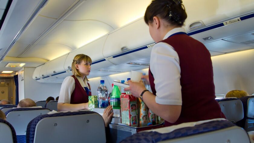 The legislation comes after a survey found that nearly 1 in 5 flight attendants had been physically abused in the last year.