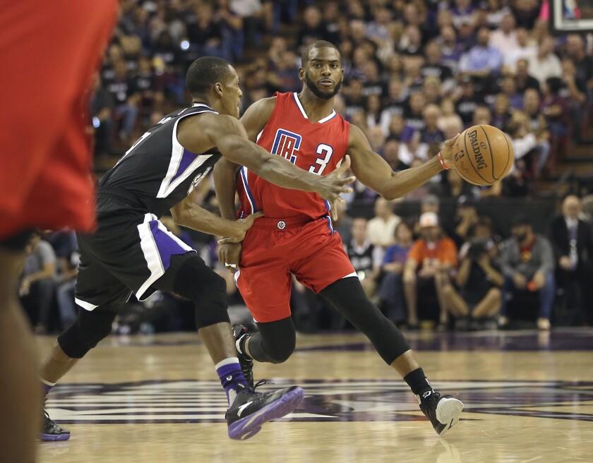 Clippers beat Sacramento Kings in season opener, 111-104