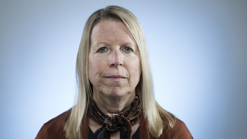Los Angeles Times Assistant Managing Editor Kim Murphy