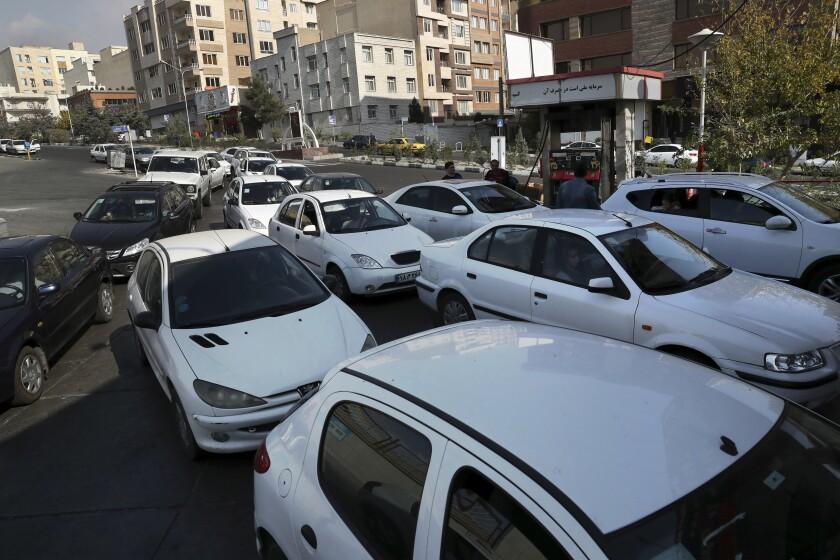 Iran Fuel Rationing