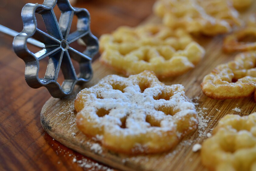 Chef Leyla Javadov will be teaching guests how to make cookies based on recipes from her hometown of Azerbaijan.