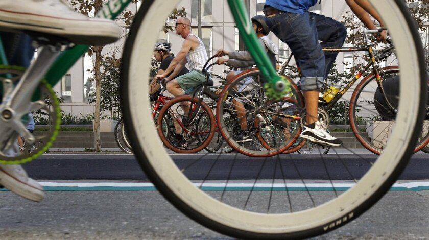 CicLAvia: 9th edition of popular event gets underway Sunday