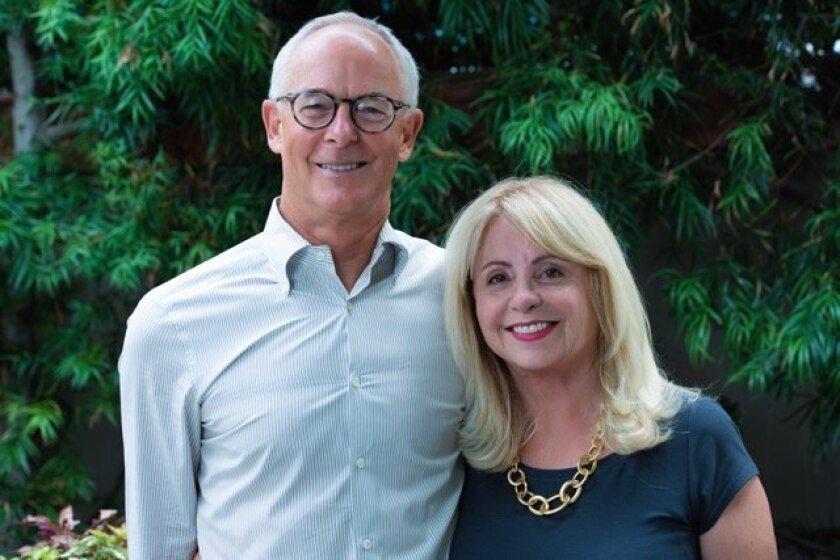 David and Nancy Doyle