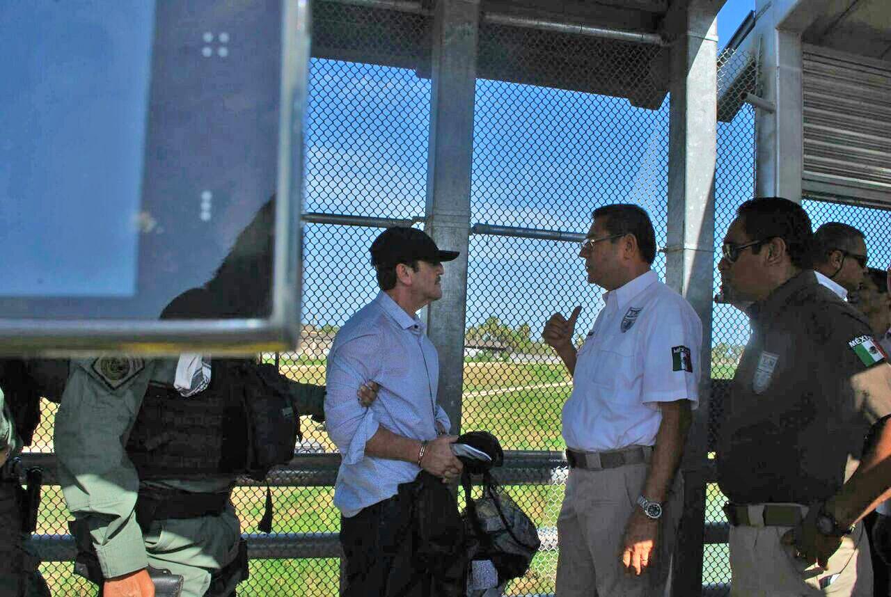México libera y después aprehende de nuevo al capo El Güero Palma - San  Diego Union-Tribune en Español