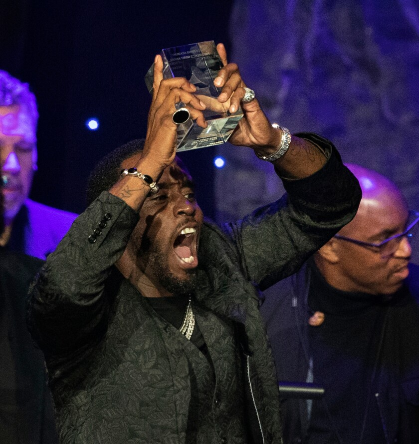 """Recording Academy and Clive Davis Pre-Grammy Gala honoring Sean """"Diddy"""" Combs."""