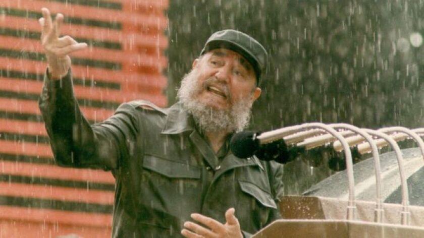 Castro llegó a ser el mayor símbolo del socialismo en América Latina.