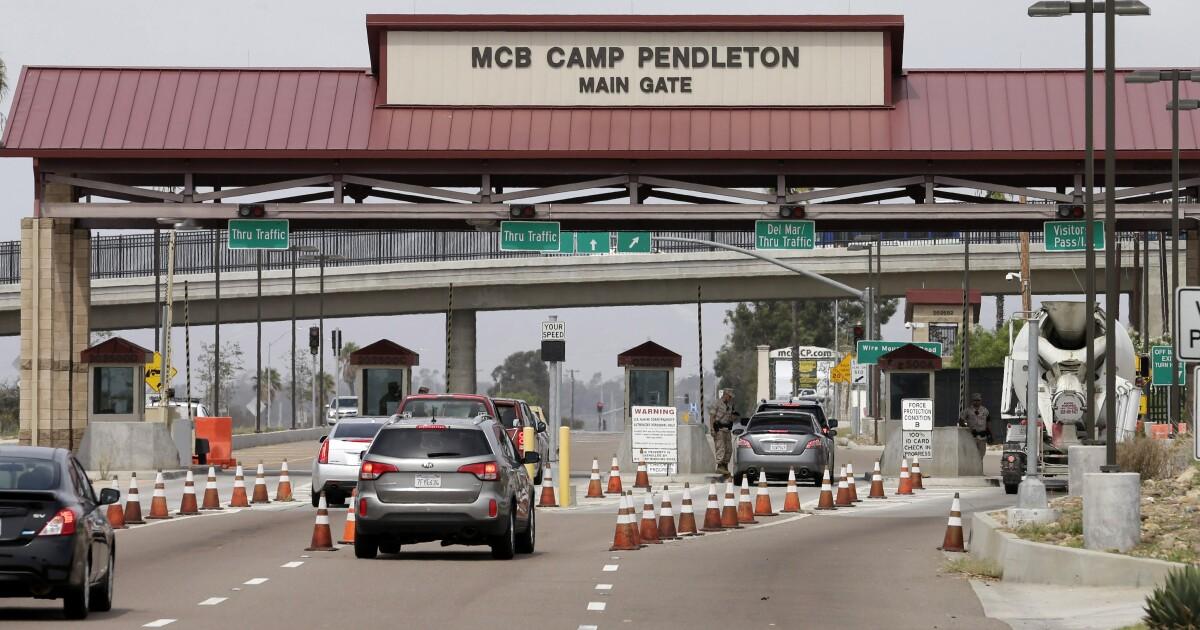 Camp Pendleton, andere Militärbasen Erhöhung der Sicherheit inmitten der Spannungen mit Iran