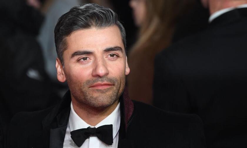 """El actor guatemalteco Óscar Isaac protagoniza el thriller histórico """"Operation Finale"""", que se postula como el estreno más destacado en la cartelera en este fin de semana largo, ya que el lunes es festivo por el Día del Trabajo. EFE/Archivo"""